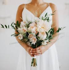 wedding flowers toronto handmade bohemian toronto wedding jess matt part 2 dahlia