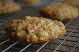 vegan carrot cake cookies always order dessert