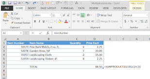 3 ways to multiply in excel fred pryor seminars blog