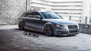audi a4 modified adv 1 audi allroad by tag motorsports modified u0026 custom audi