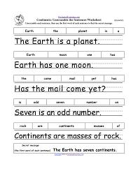 easy grammar worksheets worksheets