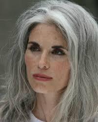 coupe cheveux gris coupe cheveux gris femme 50 ans ici hair monde