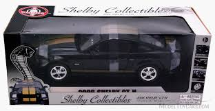Black 2006 Mustang 2006 Shelby Mustang Gt H Black Shelby Gth01 1 18 Scale
