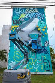 sea walls murals for oceans street art festival cancun 2017 poket sea walls artists for oceans street art festival cancun mexico 2017