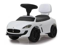 maserati white push car maserati gran cabrio white jamara shop