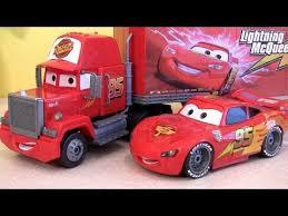 drawing disney cars mack truck hauler klip kitz lightning mcqueen