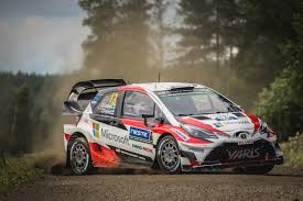 historic result for toyota yaris wrc at home toyota global newsroom