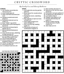 national post cryptic crossword forum december 2010