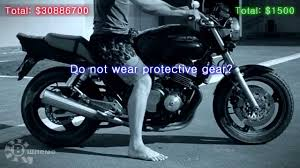 motorcycle wear don u0027t wear protective gear they are expensive youtube