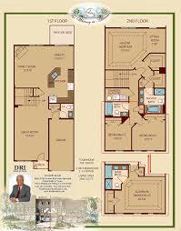 luxury townhome floor plans