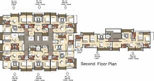 1850 sq ft 3 bhk 3t apartment for sale in axis concept vedam jp