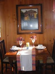 Table For Two by Cabin In The Woods Thegriffinranch Com