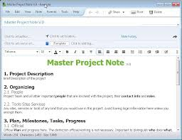 Templates Evernote by Project Notes Template Pacq Co