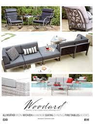 Woodard Iron Patio Furniture - media woodard furniture