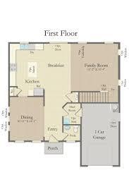 rutledge home plan by dan ryan builders in weaver u0027s pond