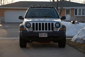 projector headlights pics inside jeep liberty forum jeepkj