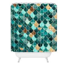 Turquoise Shower Curtain Shower Curtains Deny Designs