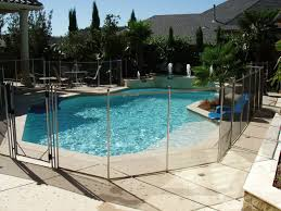 modern nice design of the above pool backyard landscaping ideas