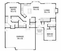 Ranch Open Floor Plan Best 25 Open Floor Ideas On Pinterest Open Floor Plans Open