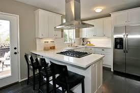 Small Kitchen With Breakfast Bar - kitchen ideas marvelous l shaped kitchen layout l shaped kitchen