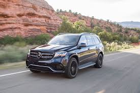 mercedes suv reviews 2017 mercedes gls class review the s class of suvs