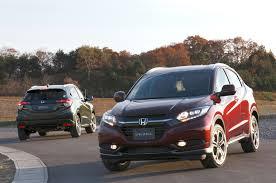 Honda Vezel Interior Pics 2015 Honda Vezel First Drive Motor Trend