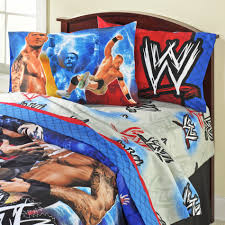 Wrestling Ring Bed by Wwe Champions Reversible Pillowcase