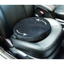 coussin de siege auto coussin pivotant spécial mal de dos et ou jambes feu vert
