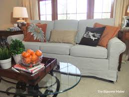 Colorful Sofa Covers April 2015 The Slipcover Maker