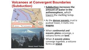 plate tectonics 4 main layers four the earth is divided into four