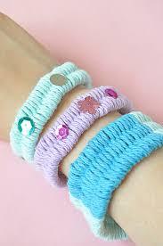weave friendship bracelet images Yarn friendship bracelets jpg
