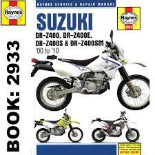 28 suzuki drz 400 owners manual 2005 2011 suzuki dr z400sm