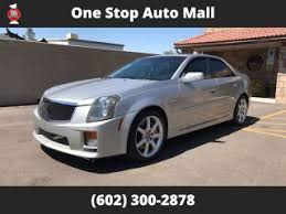 2005 cadillac cts v sale used cadillac cts v for sale in az edmunds