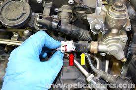 volkswagen golf gti mk v high pressure fuel pump replacement 2006