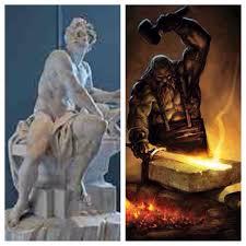 mythology hephaestus greek wattpad