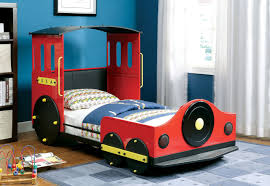 Thomas The Train Bed Retro Train Twin Metal Car Bed Frame