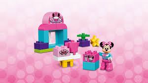amazon com lego duplo l disney mickey mouse clubhouse minnie u0027s