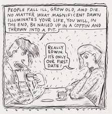 how non artists can draw comics great lynda barry on teaching