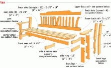 Woodworking Bench Plans by 4 Great Woodworking Bench Plans For Woodworkers
