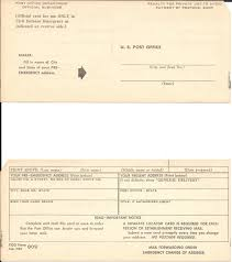Change Of Address Announcement Letter Change Of Address Cards From Post Office U2013 Best Postcards 2017