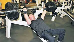 Bench Press Heavy Heavy Lifting News Sports Jobs Observer Today