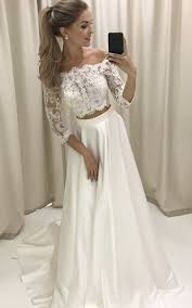 wedding dresses with sleeves mid length sleeves wedding gown sleeve bridals dresses