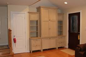 Kitchen Cabinets Two Colors Home Decor Wall Storage Units For Bedrooms White Wall Bathroom