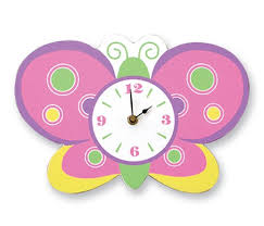 baby butterfly clock natural baby care solutions