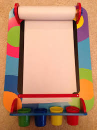 alex toys art easel and painting set