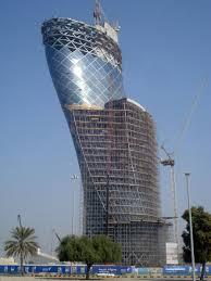 capital gate tower tekla