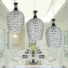 pendant lights kitchen dinggu modern 3 lights crystal pendant lighting for kitchen island