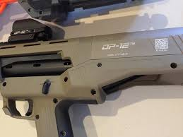 the manual for this new gun is a qr code on the receiver cyberpunk