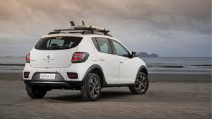 renault sandero 2016 renault sandero stepway rip curl launched in south america