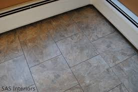 groutable vinyl floor tile flooring on grouting tile floors